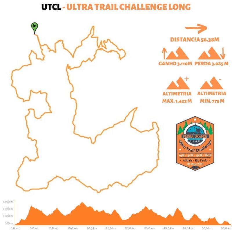 UTCL - Long 50K - 60anos + - 1º LOTE