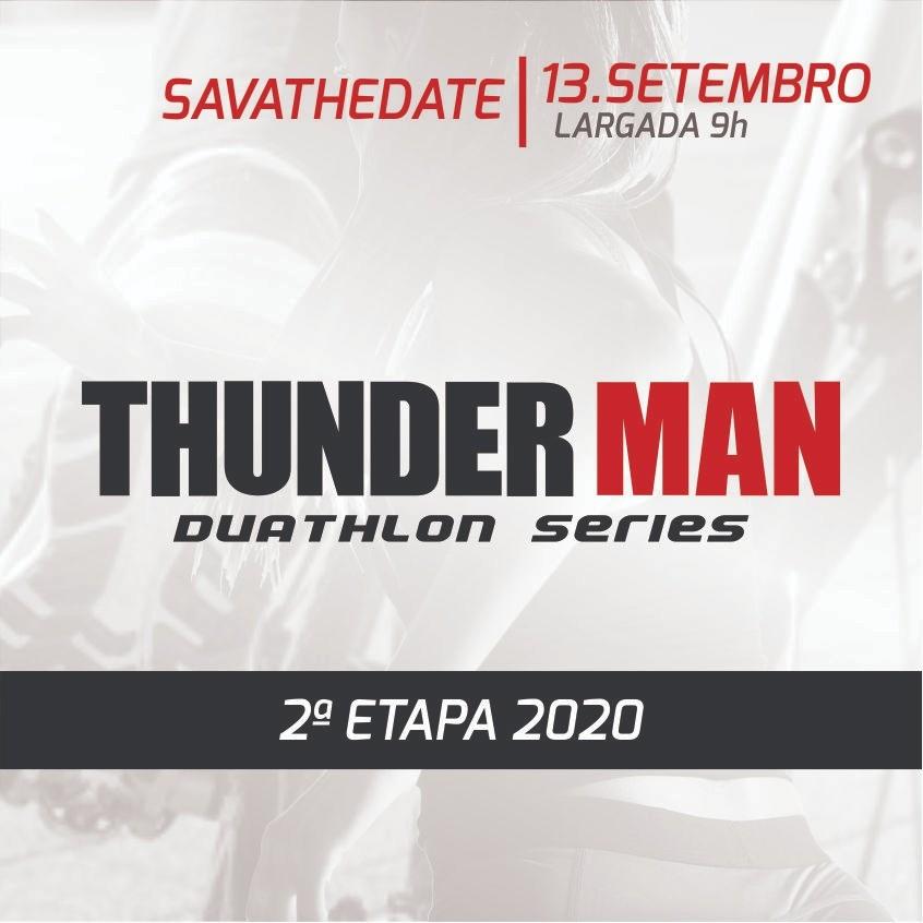 THUNDER MAN DUATHLON 2ª ETAPA