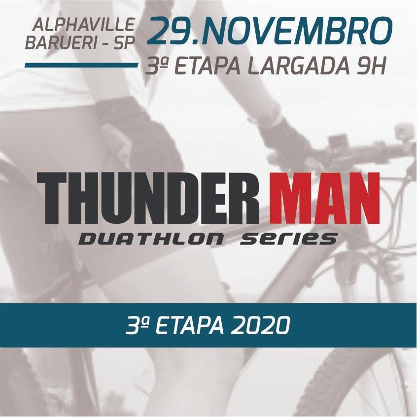 THUNDER MAN DUATHLON 3ª ETAPA