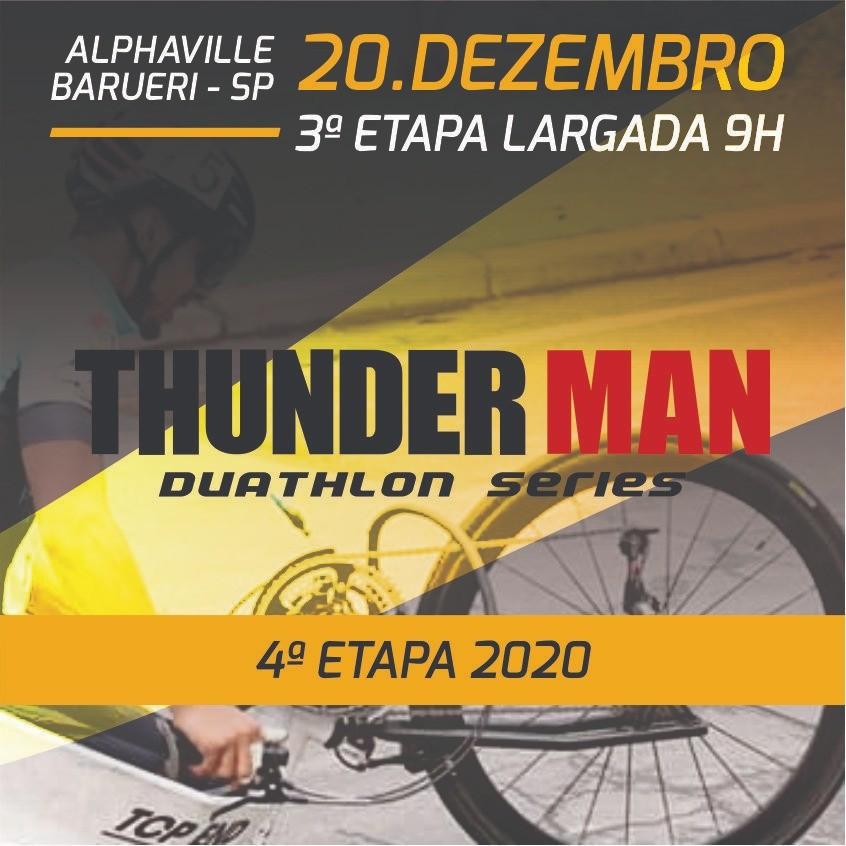 THUNDER MAN DUATHLON 4ª ETAPA