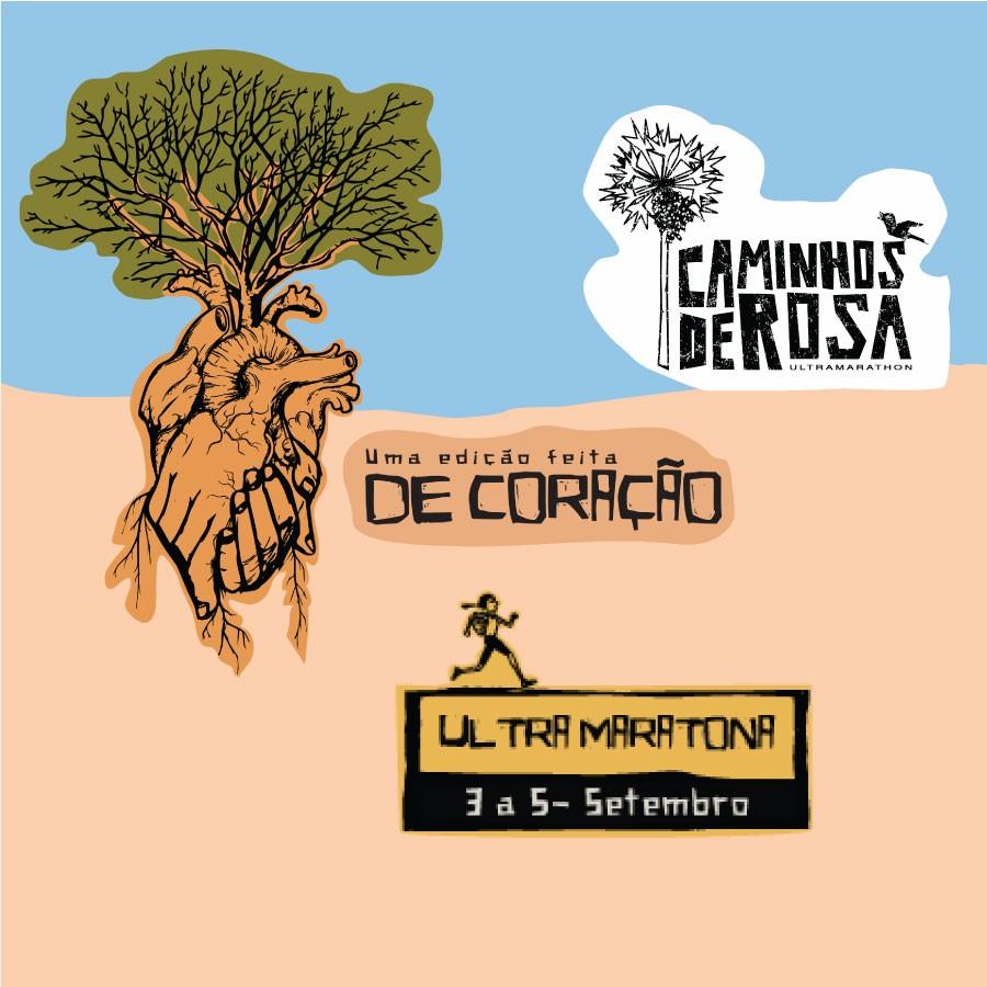 ULTRA MARATONA - CAMINHOS DE ROSA